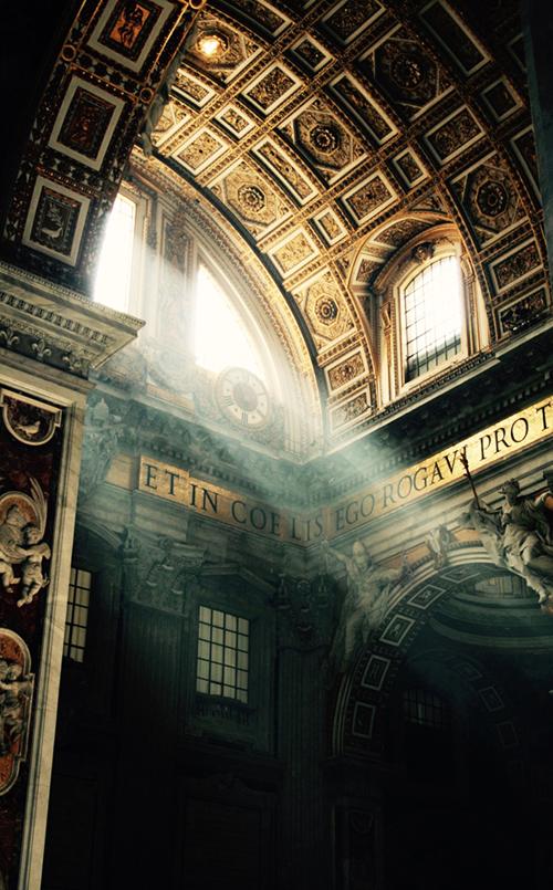 La basilique Saint-Pierre du Vatican
